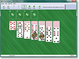 1st Free Solitaire Screen shot